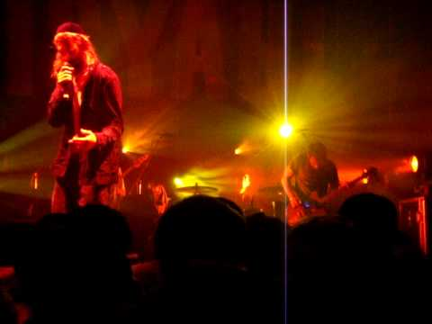 Matisyahu- Youth w/ Message in a Bottle lyrics @ Webster Hall, Dec 14, 2009