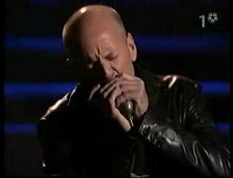 BB King, Billy Preston and Bruce Willis - Sinners Prayer