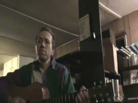 Angry all the time: Bruce Robison/Tim McGraw cover by David Leggett for Larry (zmov1)