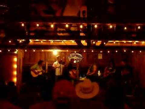 "Rodney Crowell at Luckenbach TX ""I ain`t living long like..."