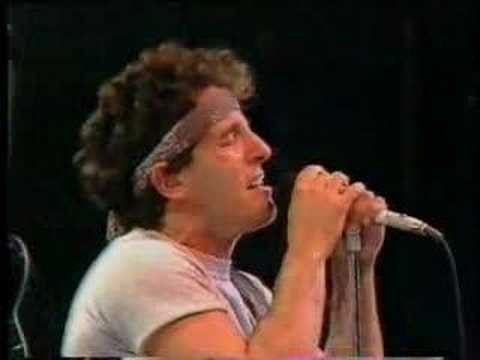 Born In The USA - Bruce Springsteen Paris 85