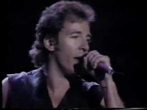 Bruce Springsteen & Sting - The River (Live)