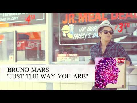 Bruno Mars - Just The Way You Are [Debut Single]