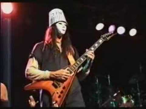 Buckethead and Praxis - Interworld and The New Innocence