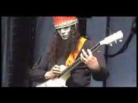 Buckethead Solo (awesome)