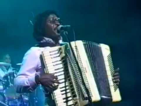 Buckwheat Zydeco - Creole Country - 1989