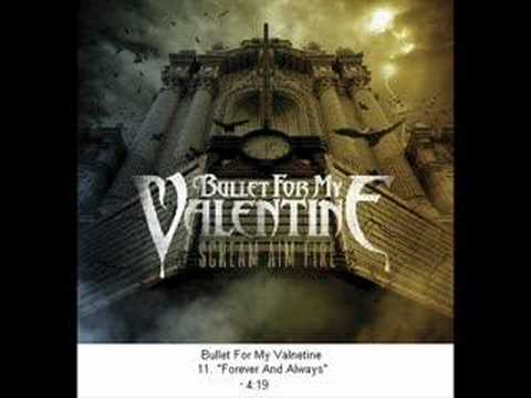 Bullet For My Valentine - Forever And Always (acoustic)