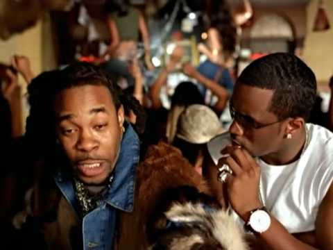 Busta Rhymes feat. P. Diddy & Pharrell - Pass The Courvoisier Part II