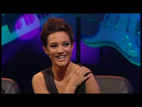 Frankie Sandford - Never Mind The Buzzcocks - 9th October 2008-snoop-