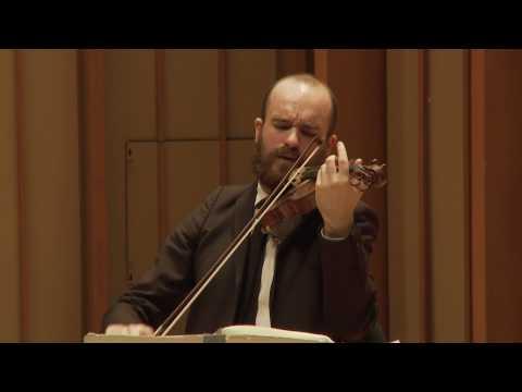 Janacek Quartet No. 2 `Intimate Letters` - Mvt. 3