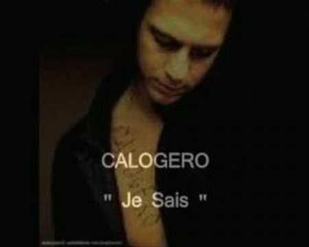 Calogero - Je sais