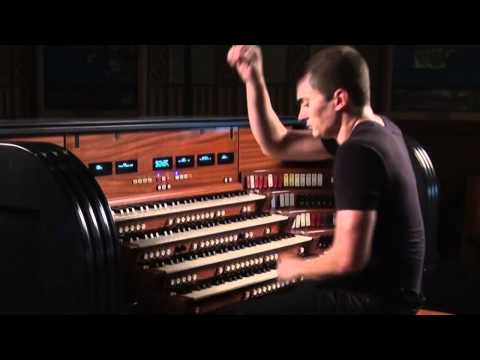 Cameron Carpenter plays Arcadi Volodos: Mozart `Turkish March` Paraphrase