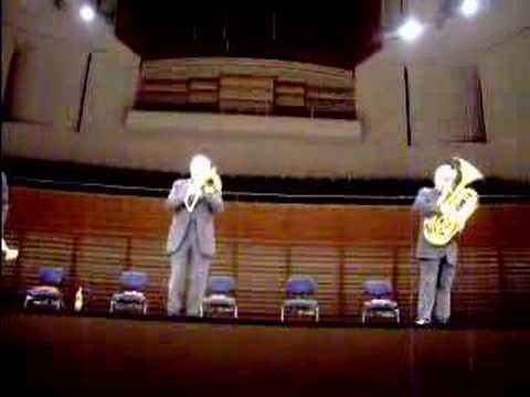 Canadian Brass - The Saint`s Hallelujaw