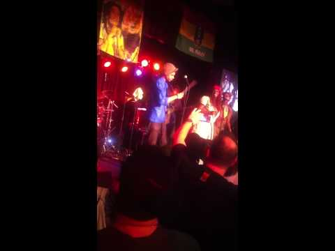 Cannabis Cup Band feat. Adriel Williams