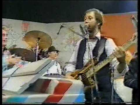 Chas & Dave - The Sideboard Song / Rabbit (Tiswas, 1980)