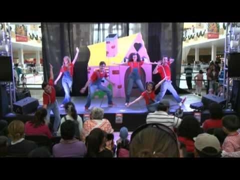 Grupo Encanto - Showcase Cantajuego - Galerias Metepec