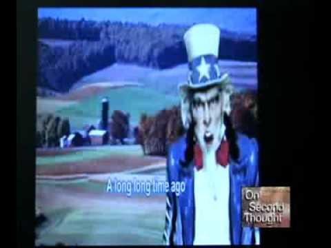 Uncle SAM sings Mis- American Pie