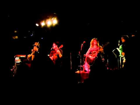 Caravan of Thieves - Bohemian Rhapsody (Queen cover live 10-3-10 Paradise Boston)