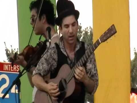 """Caravan of Thieves #5 """"Singing In The Rain"""" @ Bele Chere 7/25/10"""