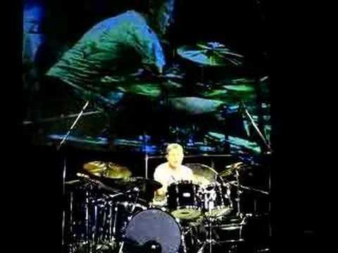 Asia (Carl Palmer Drum Solo) - Rio 2007