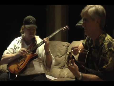 Lytle Rieffer & Steve Johnson - Santana classic: Evil Ways - NAMM Show 2009