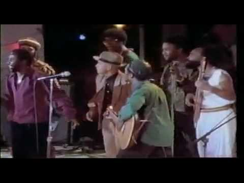 "JIMMY CLIFF & All Star Lineup - ""Harder They Come"""