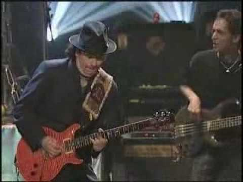 Carlos Santana & Rob Thomas - Smooth