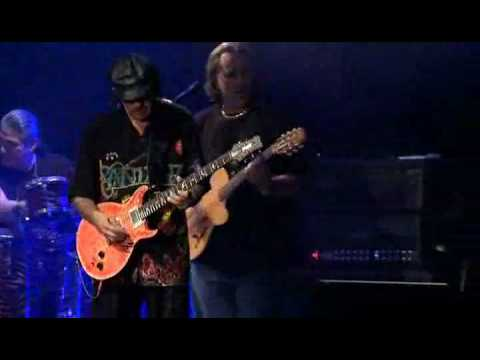 Santana Guitar Solo