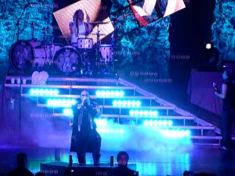 "Shinedown ""Her Name is Alice"" Carnival of Madness, Merriweather, Columbia MD 7/28/10 live concert"