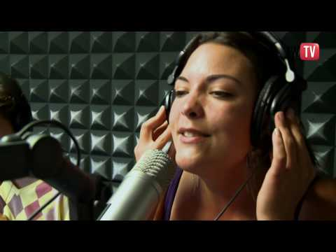 Caro Emerald - Back it up (LIVE @ studio schram)