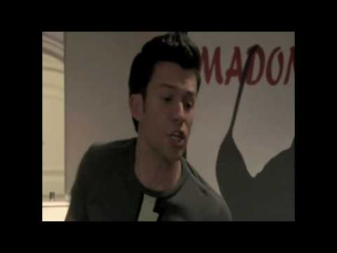 "Jason Dottley`s promotional highlight reel, starring in ""Sordid Lives: the Series"""