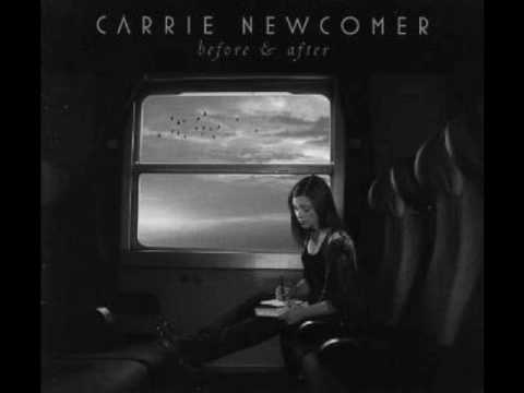 Carrie Newcomer- I meant to do my work today