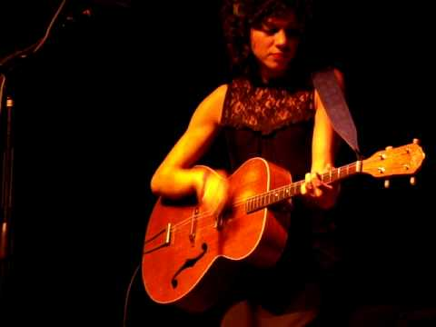 "Carrie Rodriguez sings Lucinda Williams` ""Steal Your Love"""