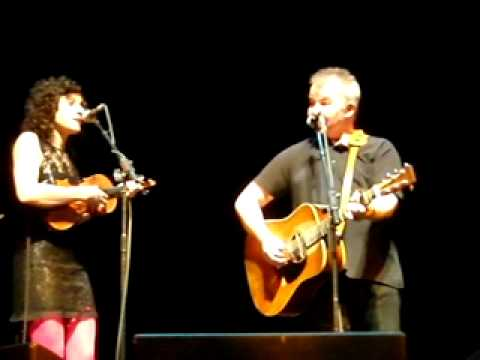 John Prine with Carrie Rodriguez - In Spite of Ourselves feb 27 2009