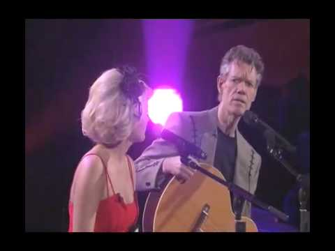 """I Told You So"" Carrie with Randy Travis from American Idol"
