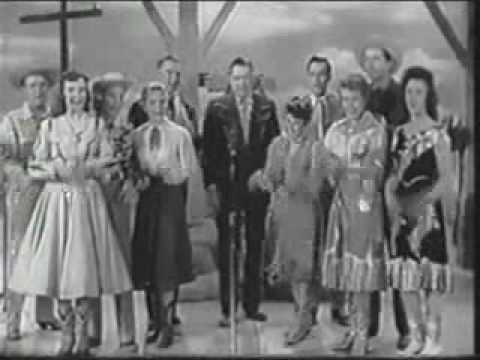 Ranch Party starring Tex Ritter - 1957 ( Part 3 )