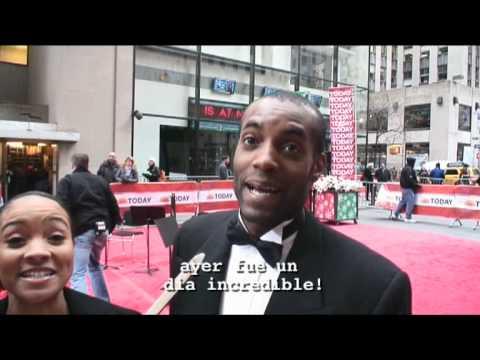 Harlem Quartet Documentary on Today Show & White House
