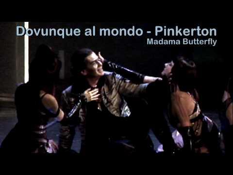 ALEKSANDAR DOJKOVIC - Tenor - Dovunque al mondo - Madama Butterfly - Puccini - 2009 - Belgrade