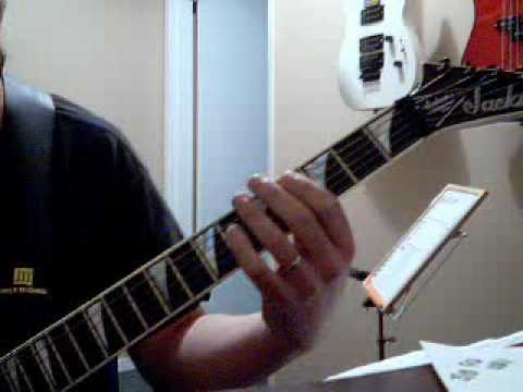 EZ AXE LESSONZ!!! CELEBRITY STATUS BY MARIANA`S TRENCH GUITAR LESSON COVER PART 2 CHORUS