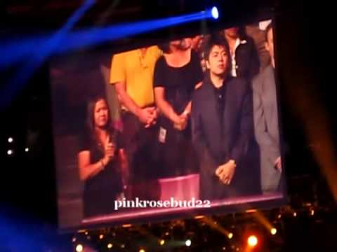 Charice Pempengco - Celine Dion Duet : Because You Loved Me