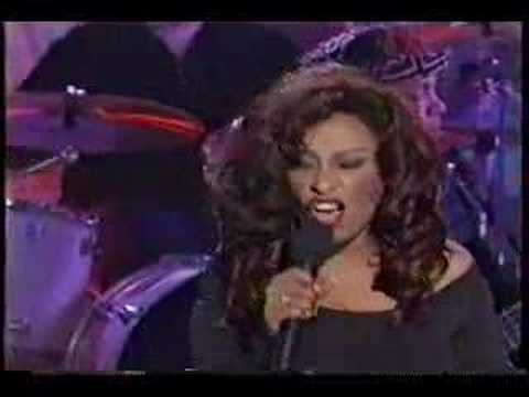 Chaka Khan & Kelly Price - `Through The Fire` (1999)