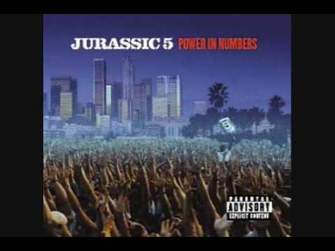 Jurassic 5 Ft. Big Daddy Kane & Percee P: A day at the races