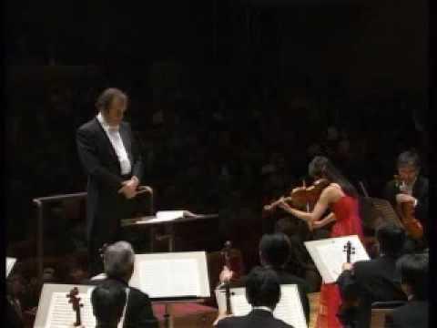 Shostakovich - Violin Concerto No.1 - Sayaka Shoji (4/5)