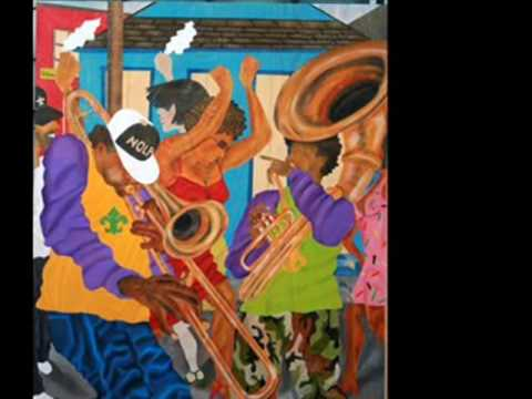 Charlie Hunter Quartet feat. Mos Def - Creole