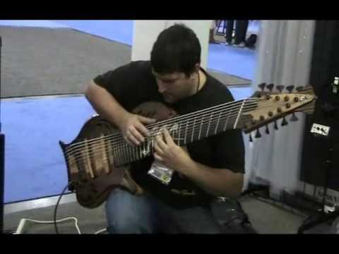 Jean Baudin - Insane Guitar Solo