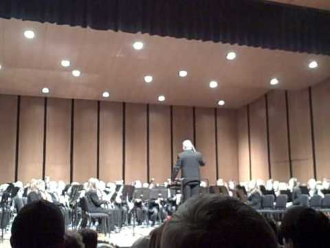 Charlotte High School Symphony Band - March of the Toys