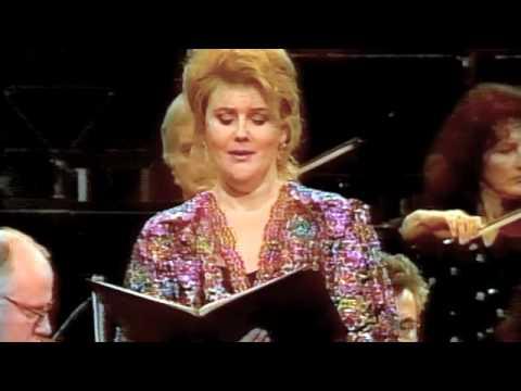 Charlotte Margiono - Wir Geniessen die Himmlischen Freuden - Mahler Symphony no. 4