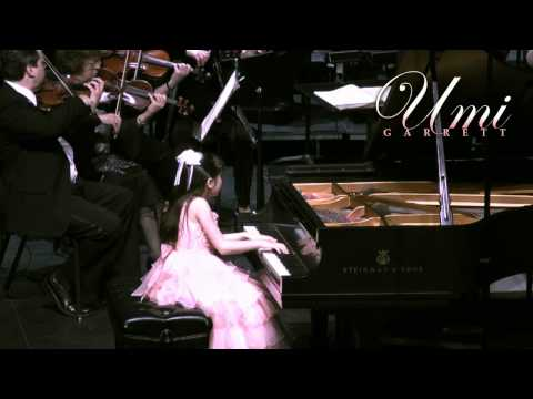 Umi Plays Mvt 3 of Mozart Piano Concerto No. 23