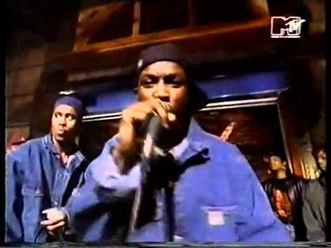A Tribe Called Quest - Check the Rhyme - on Yo! MTV Raps
