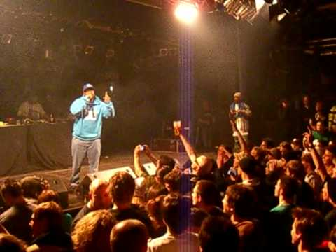 "Jeru The Damaja Da Bichez live in Munich "" Check The Rhyme Tour 2009"""